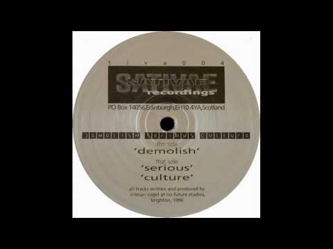 Cristian Vogel - Demolish (A1)