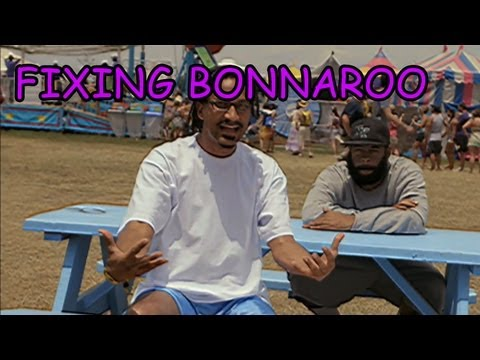 Key & Peele - Vandaveon and Mike Fix Bonnaroo, Pt. 1 - Uncensored