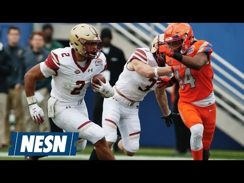 First Responder Bowl Between BC And Boise State Cancelled