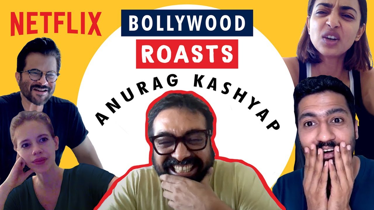 Download Anurag Kashyap Gets Roasted by Bollywood | Netflix India