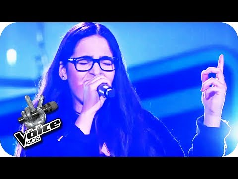 Nirvana  HeartShaped Box Selina  The Voice Kids 2017 Germany  Blind Auditions  SAT1