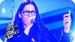 Nirvana - Heart-Shaped Box (Selina) The Voice Kids 2017 Blind Auditions SAT.1