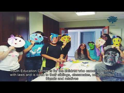 Güney Haştemoğlu | Ashoka Senior Fellow 2017 (Türkiye Çocuklara Yeniden Özgürlük Vakfı)
