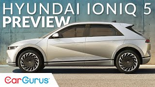 The all-new hyundai ioniq 5 showcases a futuristic design and an all-electric powertrain.for more information on 2022 5, read full prev...