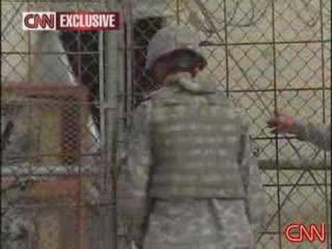 Inside Iraq's main prison