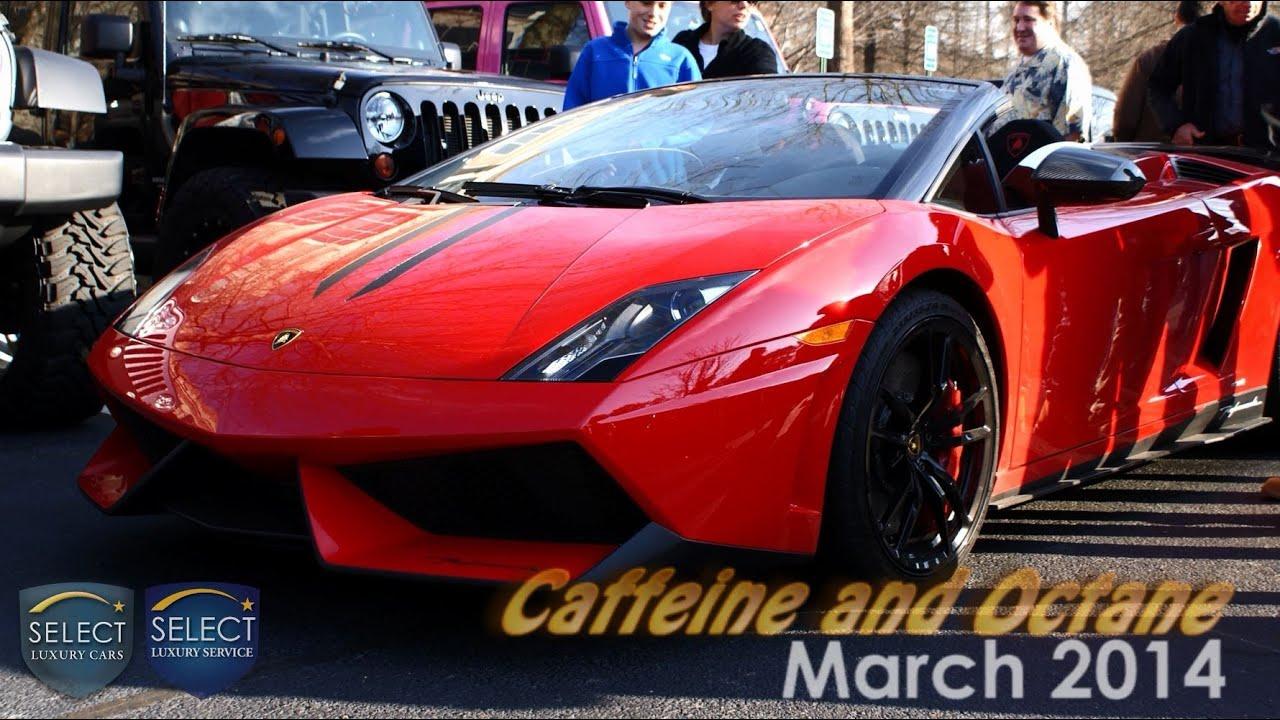 Caffeine And Octane Car Show Atlanta GA