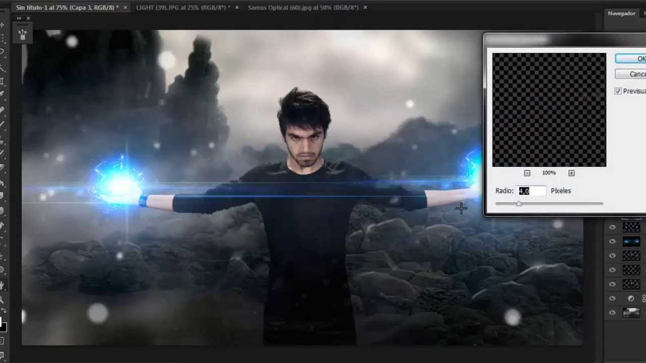 tutorial para adelgazar en photoshop cs6