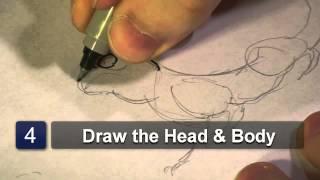 How to Draw Desert Animals