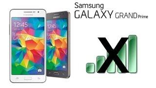Solucionar Conexion / Cobertura - Samsung Galaxy Grand Prime