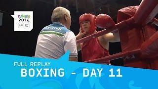 Boxing  - Men