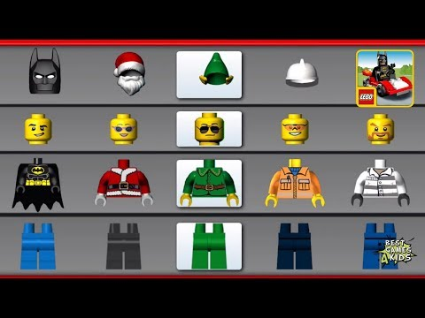 Lego Juniors Create and Cruise Gameplay #64 (iOS & Android) from YouTube · Duration:  11 minutes