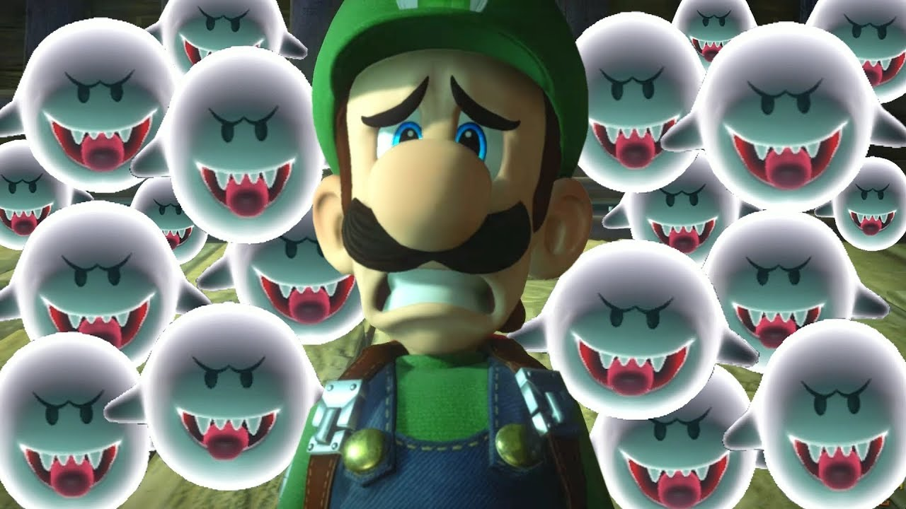 Luigi S Mansion 3 All Boo Locations Reward