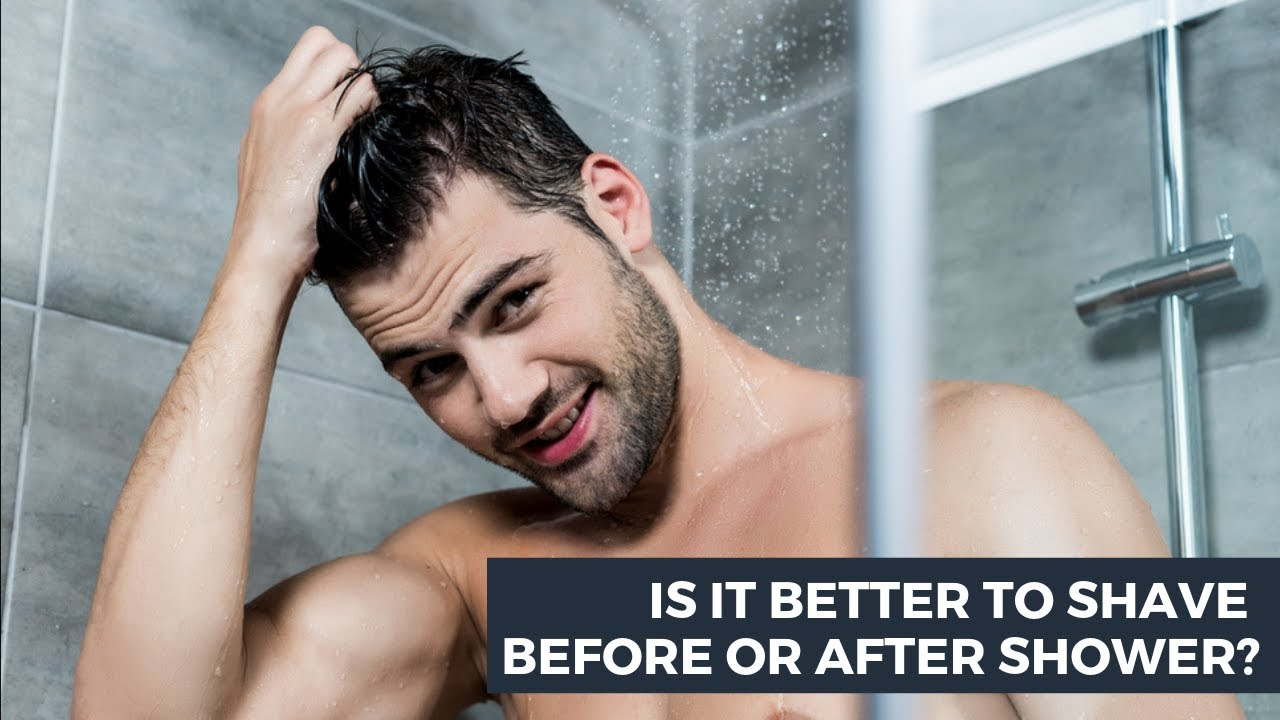 Is It Better To Shave Before Or After A Shower Naked Armor Great Straight Razors For Men