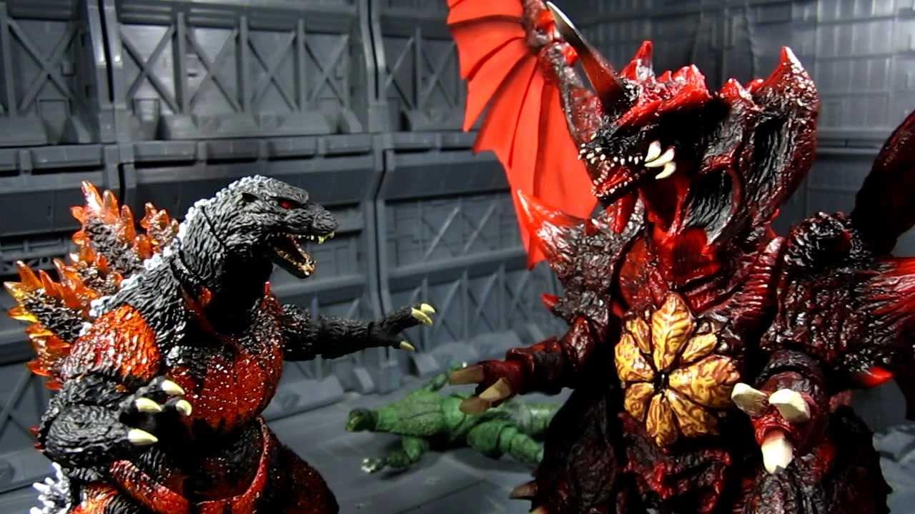 Not Moguera SH Monster Arts Destro...