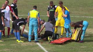 Serie D Girone A Lucchese-Real Forte Querceta 1-2