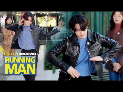 Jinyoung Will Make A Three-line Poem About So Min [Running Man Ep 477]