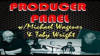 Decibel Geek Podcast: Rock N Pod Producers Panel w/ Michael Wagener & Toby Wright