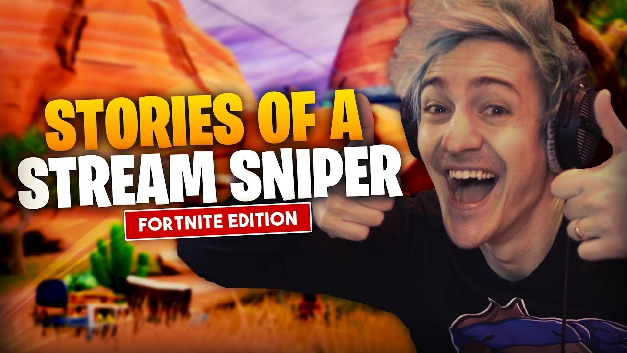 Download Stories Of A Stream Sniper!