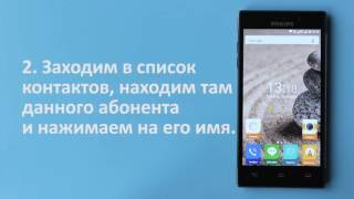 Чорний список Android 5.1