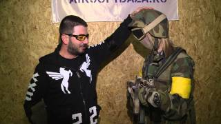 Михаил Галустян играет с журналистами в страйкбол. Все секреты стрельбы от известного юмориста!(, 2015-01-31T17:04:32.000Z)