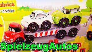 Kinderautos Spielzeuge ab 18 Monate Spielset Unboxing - Autos für Kinder Film Cars Toys