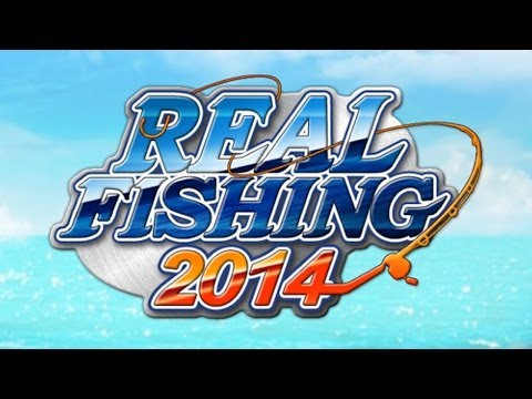 Real Fishing 2014 - Universal - HD (Sneak Peek) Gameplay Trailer