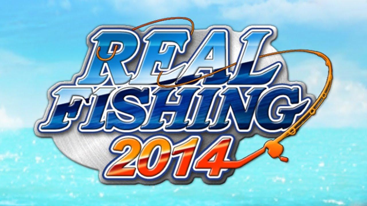 Real fishing 2014 universal hd sneak peek gameplay for Real fishing games