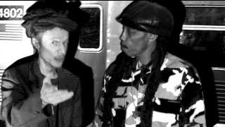 GANGSTERS PARADISE REGGAE SONG Remix - official Music Video by DreaDnuT& 3rd Son Levi