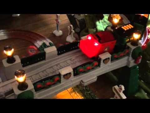 GeoTrax Christmas Train