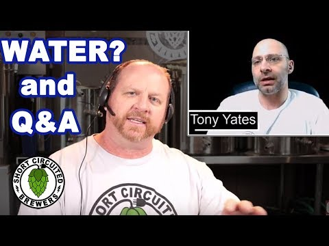 Brewing Water Chemistry Featuring Tony Yates - How To Use A Lamotte Brew Lab To Test Your Water