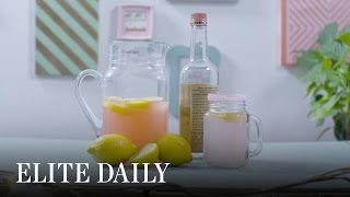 How To Pick A Girl Up At A Bar Explained With Adult Lemonade [Lez Get You Laid] | Elite Daily
