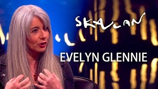 """Listening is about looking at a person"" - Evelyn Glennie 