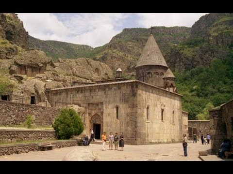 Храм ГЕГАРД - Христианское Чудо Армении - Часть 2