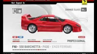 Outrun 2006 - prezentacja gry w wersji Nowa Extra Klasyka vel NXK