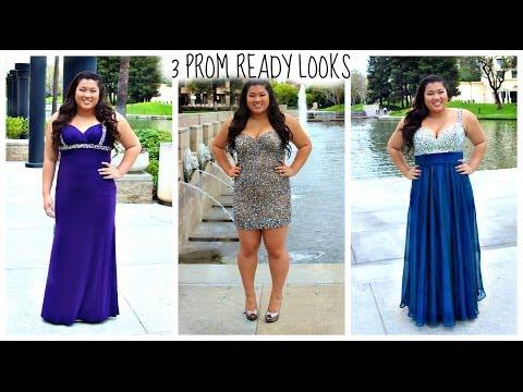 3-prom-ready-looks!-prom-hair,-makeup,-&-dress-ideas!