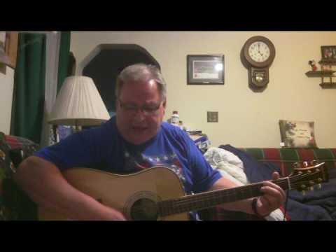 """""""The Man On The Hill"""" by Johnny Cash (Cover)"""