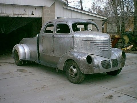 1940 Willys Cabover Slideshow 1 - YouTube