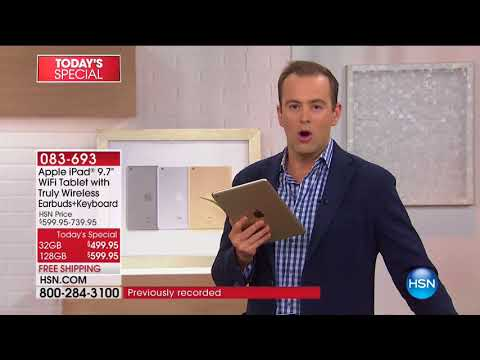 HSN | Apple Electronics 01.13.2018 - 06 AM