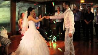 Свадьба Ольги и Ивана.Wedding of Olga and Ion.Mariage de Olga et Ion. 26.07.2014 Paris, France