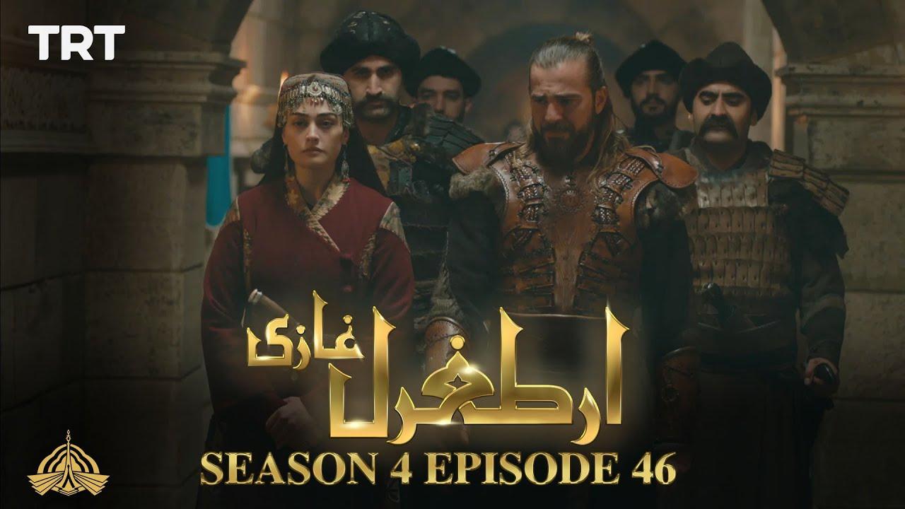 Ertugrul Ghazi Urdu | Episode 46| Season 4