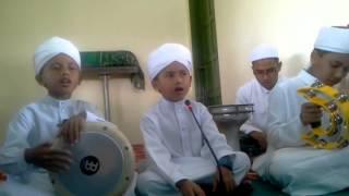 QASIDAH HUFFAZ- طالما أشكو غرامى - versi arab-melayu