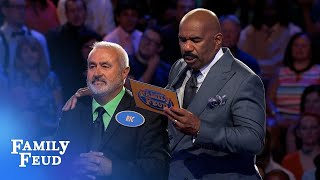 Is Ric about to SHOCK THE WORLD? | Family Feud