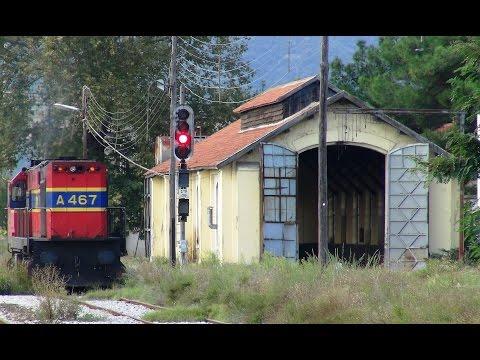 Alexandroupolis to Kulata (Bulgaria) - Part 1 Alexandroupolis to Xanthi