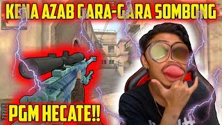 GARA-GARA SOMBONG MAIN AWP, BOCAH INI KENA AZAB!!  // Gameplay Point Blank Zepetto Indonesia