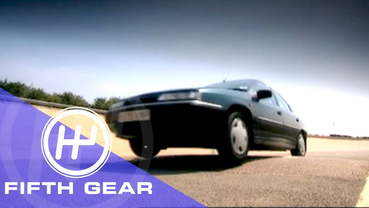 Car To Go >> Fifth Gear Best Speed To Go Over Speed Bumps