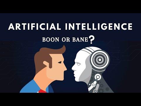 AI, Boon or Bane   ForeignAdmits