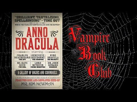 Vampire Book Club: Anno Dracula
