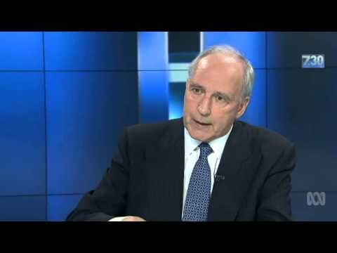 Keating: Whitlam changed Australia's idea of itself