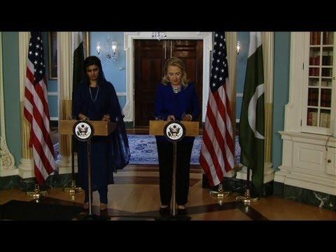 Les relations pakistano am ricaines se portent mieux for Portent translation