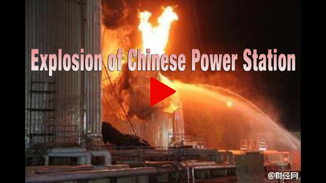 explosion of steam pipe at chinese power station kills 21